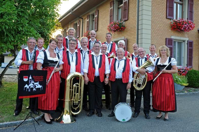 Blaskapelle Konkordia Solothurn