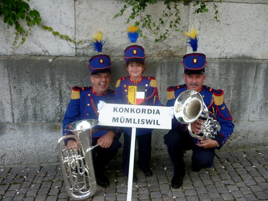 Musikgesellschaft Konkordia Mümliswil