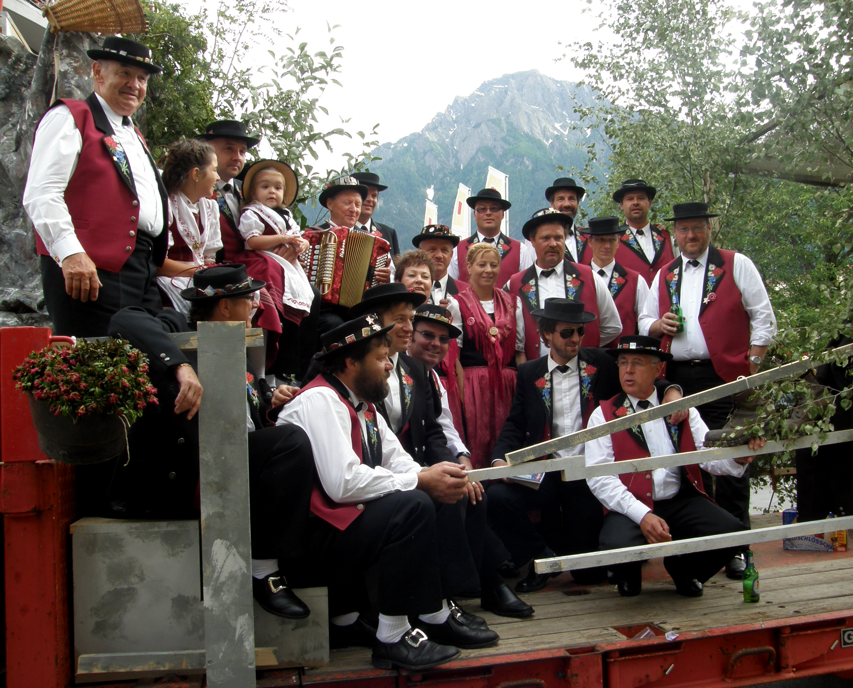 Jodlerklub Ahori Brig-Glis