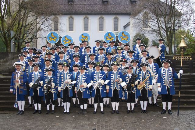 Zunftspiel Zunft zur Meisen - MVH Birmensdorf