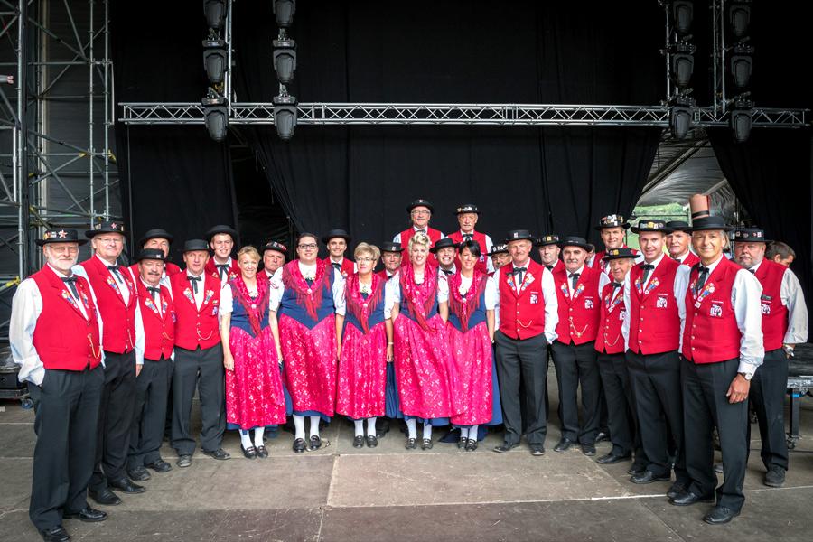 Jodlerklub Aletsch