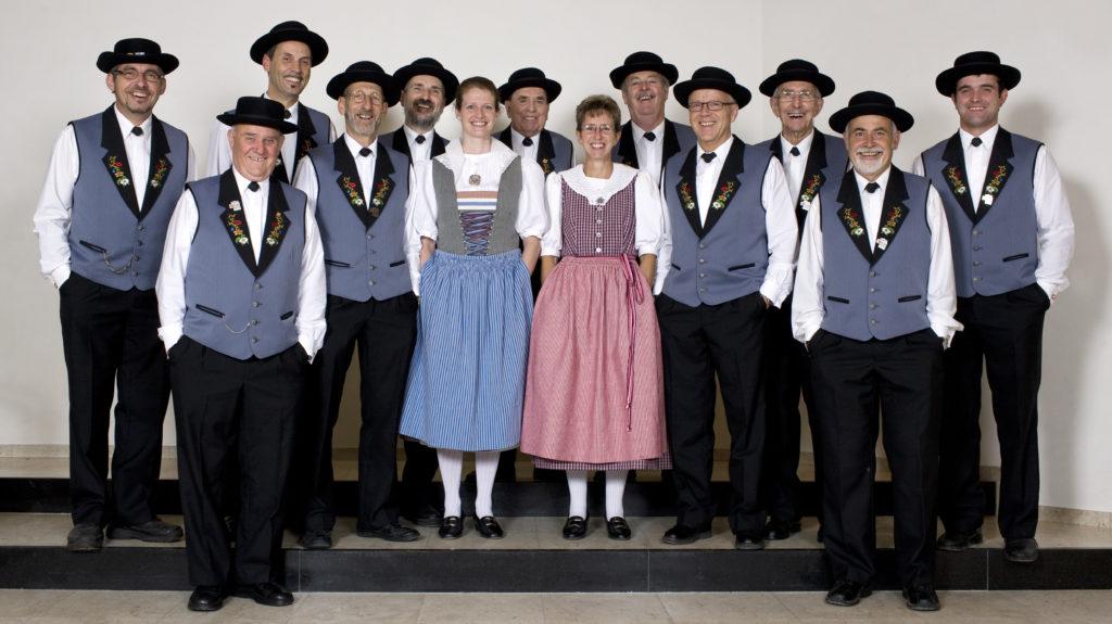 JK Bärgblueme Steinhausen