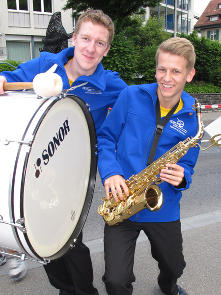 Jugendmusik Frauenfeld