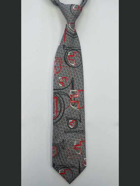 Eigendessin Krawatte - Musikgesellschaft Sumiswald