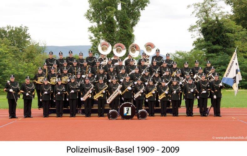 Polizeimusik Basel