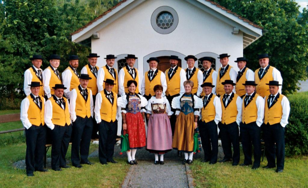 Jodlerfründe Ruopige Luzern-Reussbühl