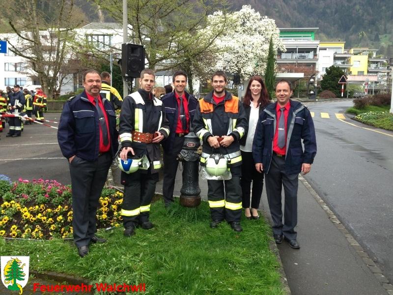 Feuerwehr Walchwil