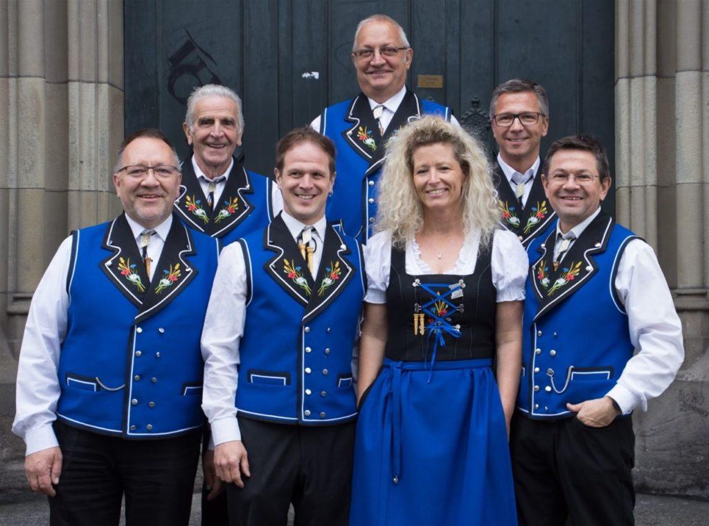 Alphorngruppe Reussblick