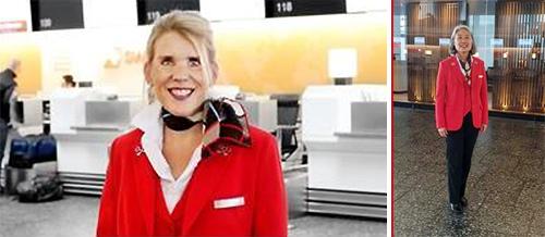 Swiss Concierge Uniform